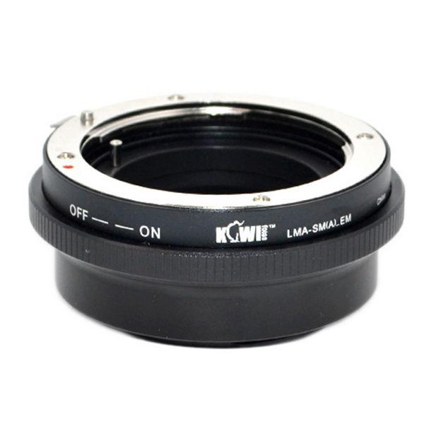 Переходное кольцо Sony A-mount - Sony E-mount (Kiwi Fotos LMA-SM(A)_EM)