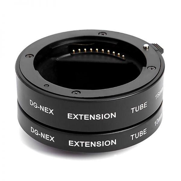 Автофокусные удлиннительные кольца DG Sony E-mount Full Frame