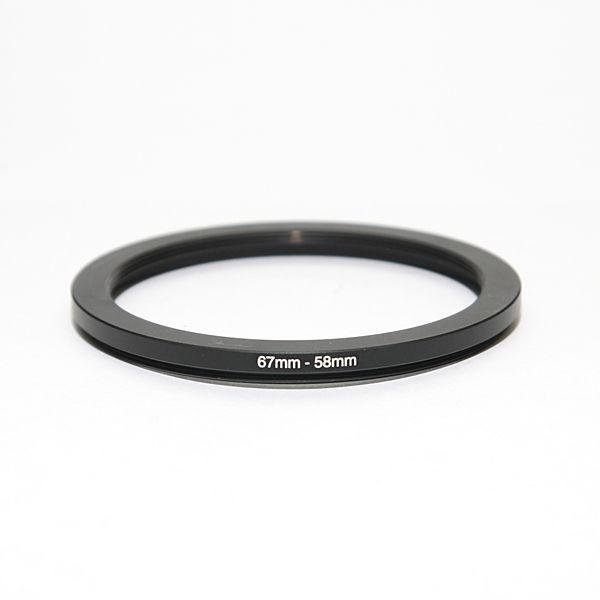 Понижающее кольцо Step Down 67-58 мм