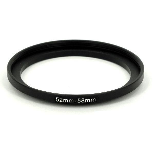 Повышающее кольцо Step Up 52-58 мм