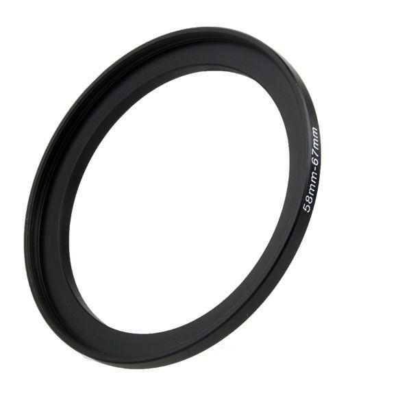Повышающее кольцо Step Up 58-67 мм