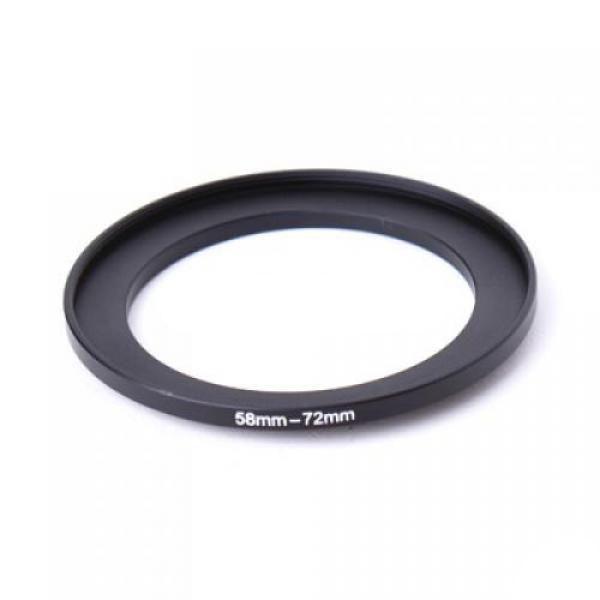 Повышающее кольцо Step Up 58-72 мм