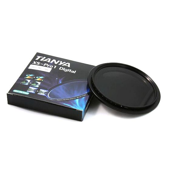 Фильтр переменной плотности Tianya Optical Glass Fader ND [W]