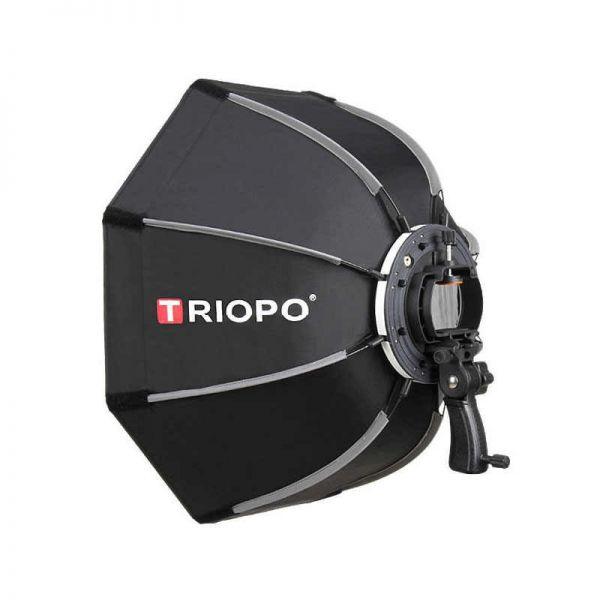 Софтбокс октобокс Triopo 65 см для накамерной вспышки (Triopo KS65)