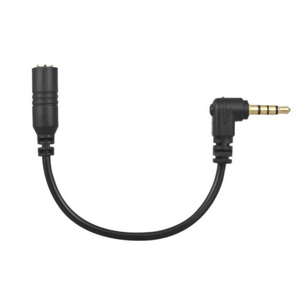 Адаптер DSLR TRS-TRRS (переходник микрофона для смартфона)