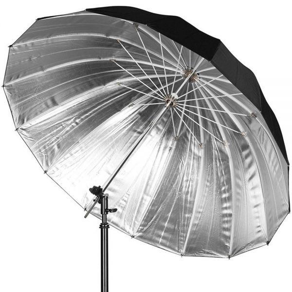 Параболический фотозонт Visico AU160-B 150см Silver/Black