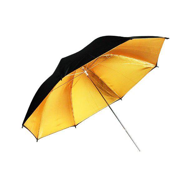 Зонт Weifeng WOS3004 Black-Gold
