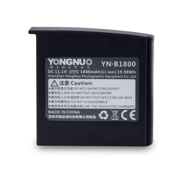 Аккумулятор Yongnuo YN-B1800 для вспышек