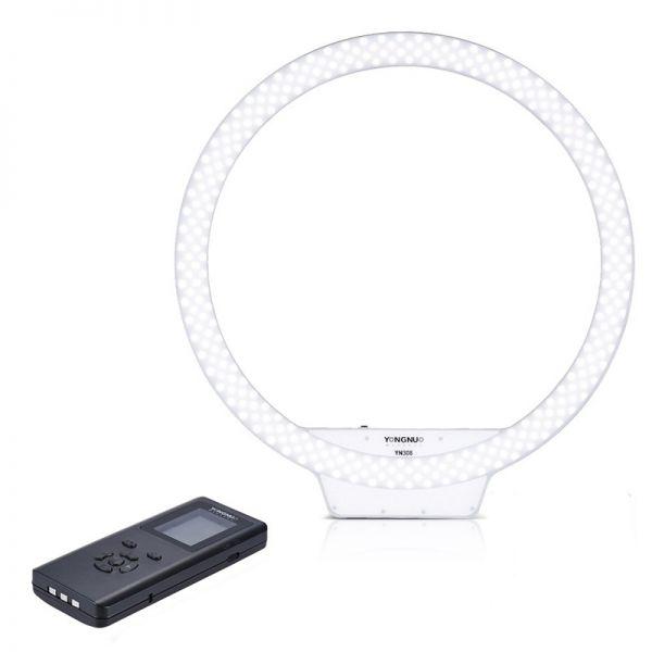 Кольцевой LED-осветитель Yongnuo YN308 5500K