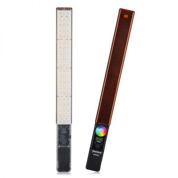 LED-осветитель Yongnuo YN360 III PRO 3200-5600K (узкий осветитель RGB)
