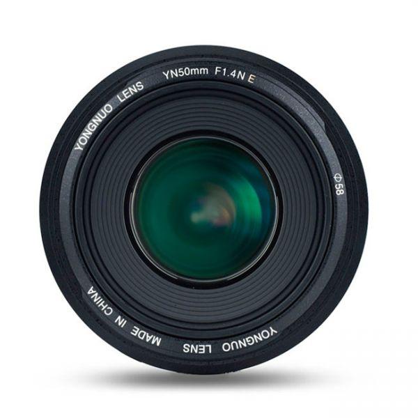 Объектив Yongnuo YN50mm F1.4N E Nikon