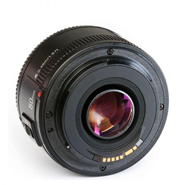 Объектив Yongnuo YN50mm F1.8 Canon