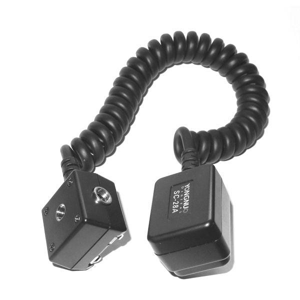 TTL-кабель Yongnuo SC-28 (для Nikon)