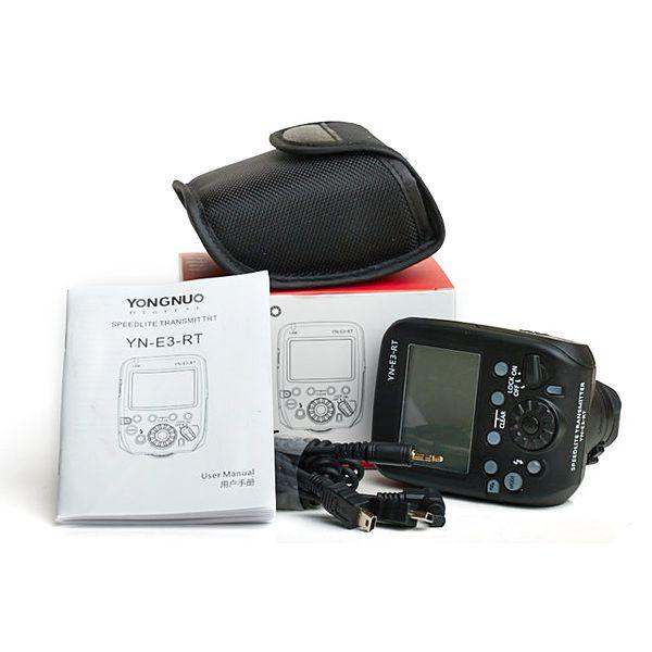 TTL-передатчик Yongnuo Transmitter YN-E3-RT