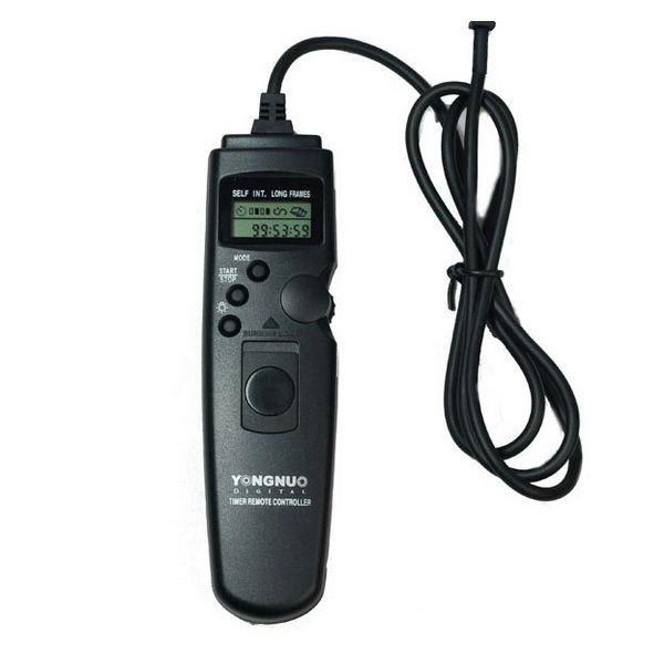 Программируемый пульт интервалометр для Nikon D80 и D70s Yongnuo TC-80 N2
