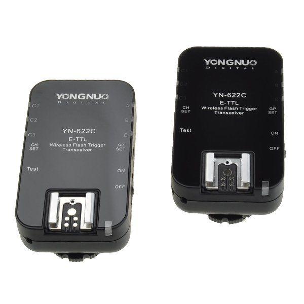 Радиосинхронихзатор Yongnuo YN-622C Canon E-TTL