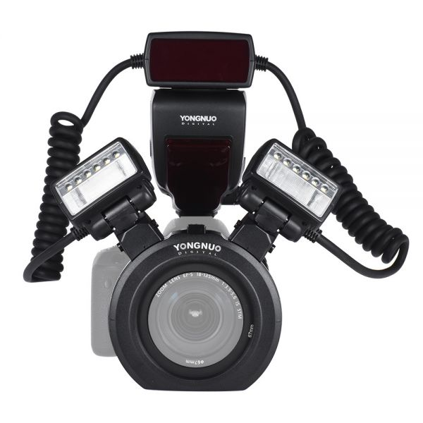 Макровспышка Yongnuo YN24EX Canon